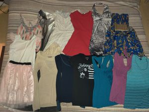 Tops and Dresses - Size XS/S for Sale in Chesapeake, VA