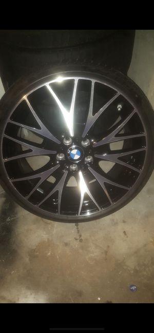 BMW OEM Wheel & Tire Package for Sale in East Greenwich, RI