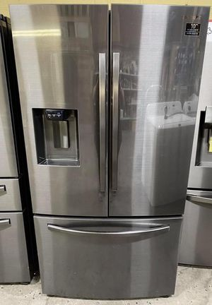 NEW Samsung French Door Fridge w/Water & Ice (Finance Available) for Sale in East Hartford, CT