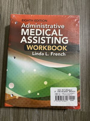 Medical Assisting Workbook for Sale in Pomona, CA