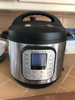 Instant pot pressure cooker for Sale in La Habra, CA