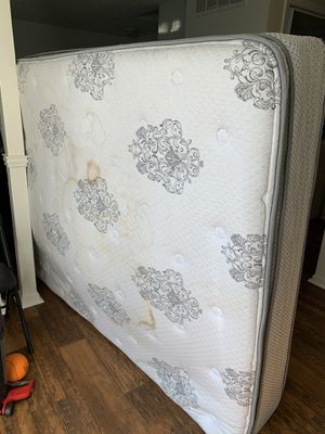 Used mattress for Sale in Odessa, TX