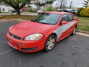 2011 Chevrolet impala lt for Sale in Manassas Park, VA
