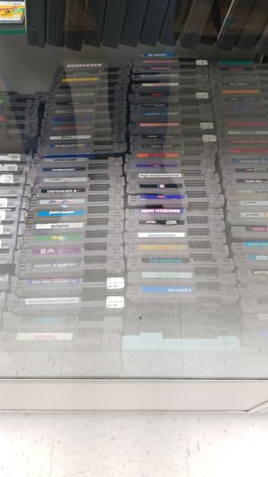 We buy Super Nintendo NES SNES N64 Gamecube Wii U Switch System for Sale in Edgewood, WA
