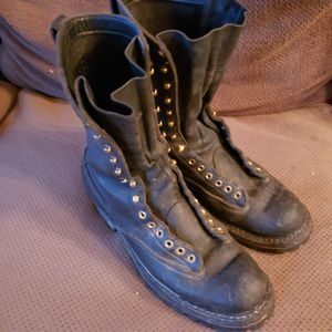 Vintage White's smoke jumper work boots for Sale in Tacoma, WA