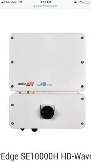 Solar edge inverter 3800 for Sale in South Gate, CA
