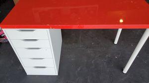 Ikea linnmon alex table desk for Sale in Beaverton, OR