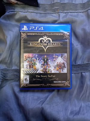 Ps4 kingdom hearts the story so far game for Sale in Hialeah, FL