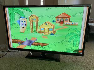 """55"""" Samsung Tv w/ remote for Sale in Suffolk, VA"""