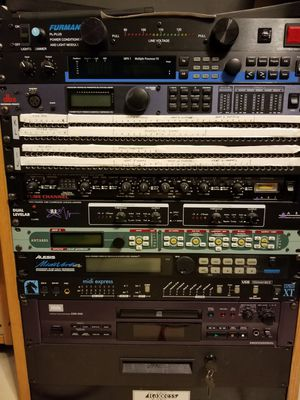 Pro Audio Equipment Lot 2 for Sale in West Palm Beach, FL