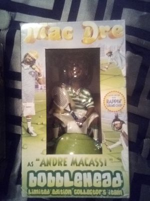 Mac Dre Bobbleheads $45 each for Sale for sale  Sacramento, CA
