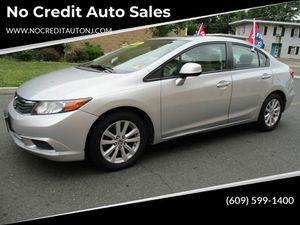 2012 Honda Civic Sdn for Sale in Trenton, NJ