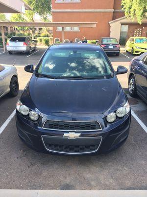 2015 1.8l Chevy Sonic LT 5-Speed for Sale in Avondale, AZ