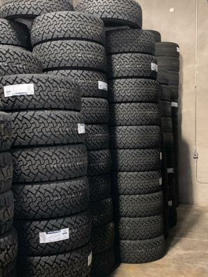 NEW SET OF TIRES ALL 4 TIRES NEW SET OF for Sale in Phoenix, AZ