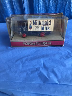 Matchbox Models of Yesteryear Milkmaid Milk 1992 New for Sale in Irwindale, CA