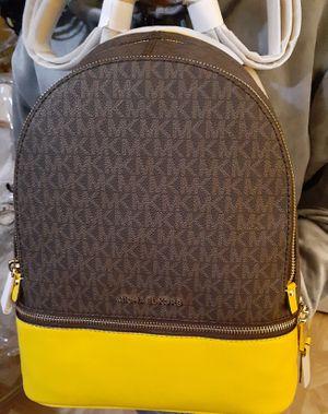 Michael Kor purses 200 Michael Kor backpack 250 for Sale in Alton, IL
