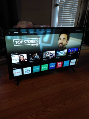 "*40"" In. Vizio Smart TV W-Remote* for Sale in Ellenwood, GA"