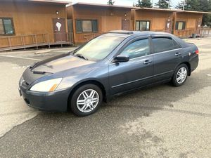2003 HONDA ACCORD V6 ONLY 175K SALVAGE TITLE for Sale in San Leandro, CA