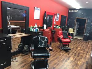 Custom made barber stands and chairs for Sale in Chillicothe, IL