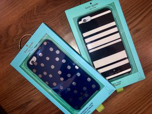 iPhone 6 Plus Kate Spade cases NIB for Sale in New Cumberland, PA