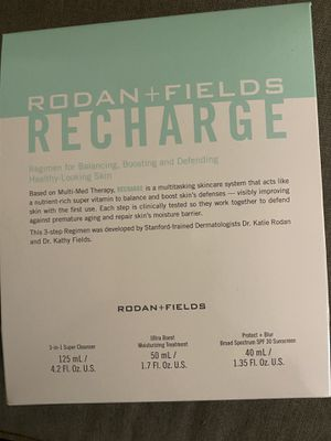 Rodan and field Recharge full regimen for Sale in Midlothian, VA