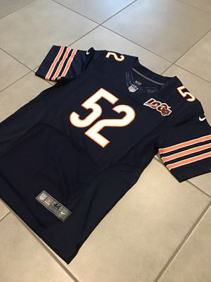 Brand New Khalil Mack #52 Chicago Bears Blue Men's Jersey for Sale in Northbrook, IL