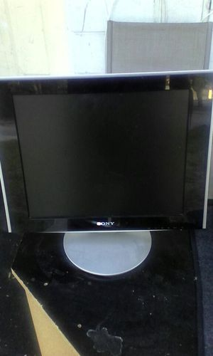 Sony monitor for Sale in Tampa, FL