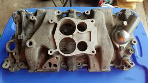 GM/ Chevrolet Aluminum OEM Intake Manifold #14057053 for Sale in San Diego, CA