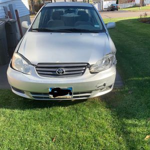 2004 Toyota Corolla for Sale in Meriden, CT