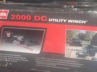Warn Winch for Sale in San Antonio,  TX