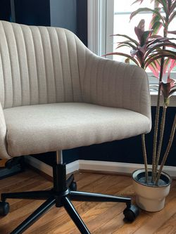 Office Chair - Beige/Gray/Toupe color for Sale in Herndon,  VA