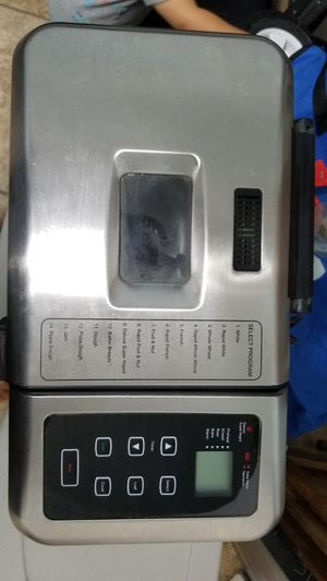 Breadman pro bread maker for Sale in Miami, FL