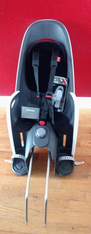 HAMAX Caress Child rear bike seat like new! for Sale in Puyallup, WA
