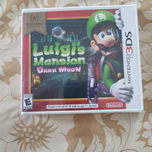 Luigi's Mansion Dark Moon 3DS Game Nintendo for Sale in Pelham Manor, NY