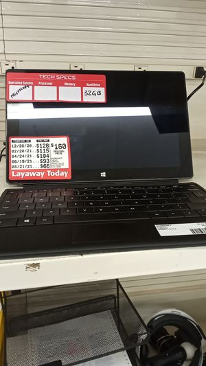 Microsoft surface 32gb $160.00 for Sale in Denver, CO