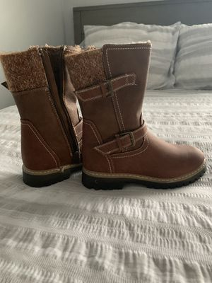 Brand new girl's boots for Sale in Ferndale, WA