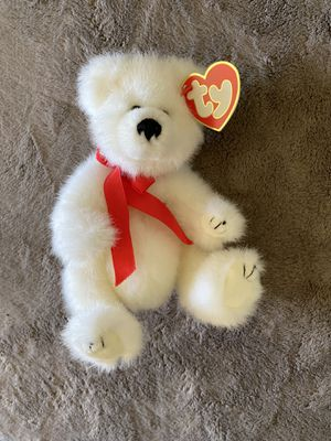 Ty Beanie Babies Bear Amore 1993 for Sale in Huntington Beach, CA