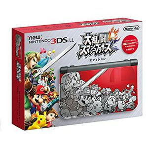 Looking for a New Nintendo 3DS LL Super Smash Bros. Edition for Sale in Phoenix, AZ