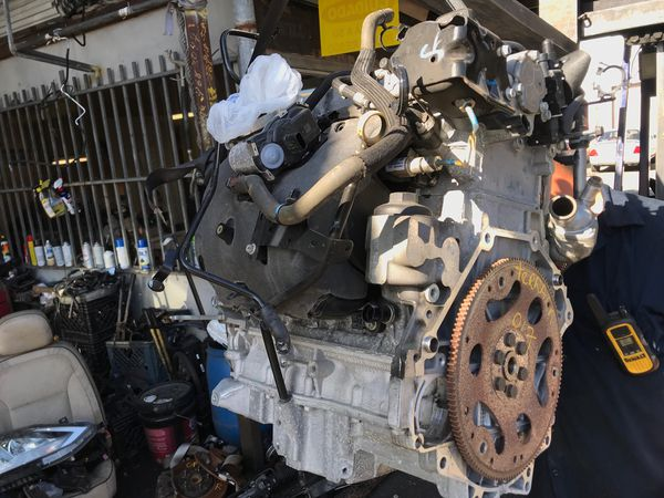 GMC Terrain Chevy Chevrolet Equinox motor engine part 2017