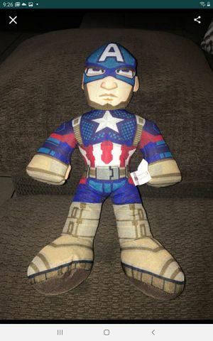Captain America plush for Sale in Paramount, CA