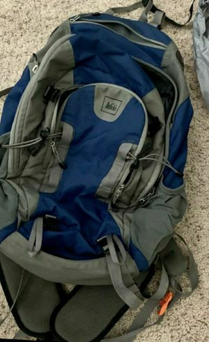 REI Lookout 40 hiking backpack - backpacking outdoors for Sale in South Jordan, UT
