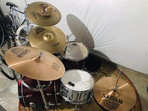 Pearl Forum drum set for Sale in Alexandria, VA