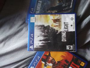 Ps4 dying light for Sale in Ceres, CA
