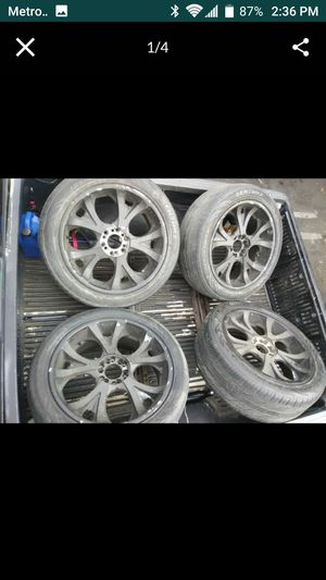 22s 6 lug universal for Sale in Garden Grove, CA