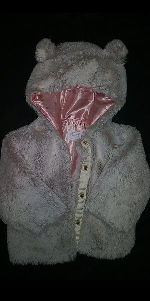 12-18 furry jacket for Sale in Fresno, CA