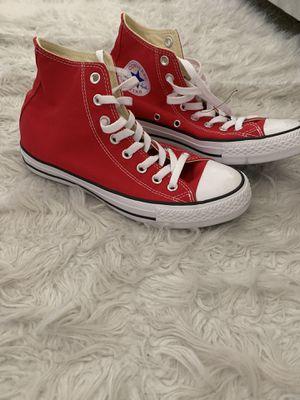 Size 9 converse women's brand new for Sale in Gilbert, AZ