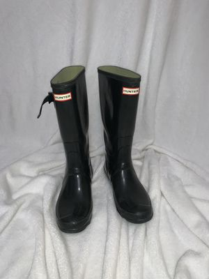 Hunter Rain Boots size 9 women's for Sale in Chesapeake, VA