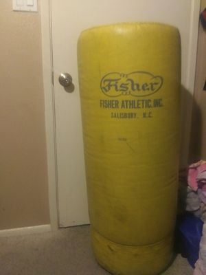 Fisher Athletics SUD-4216 42in Football Stand Up Dummy for Sale in Phoenix, AZ
