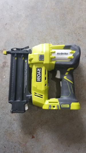 Ryobi 18 ga nailer for Sale in Longwood, FL