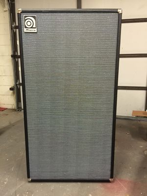 Ampeg SVT AV 810 cabinet for Sale in Orlando, FL